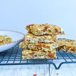 Coconut & Goji Berry Flapjacks