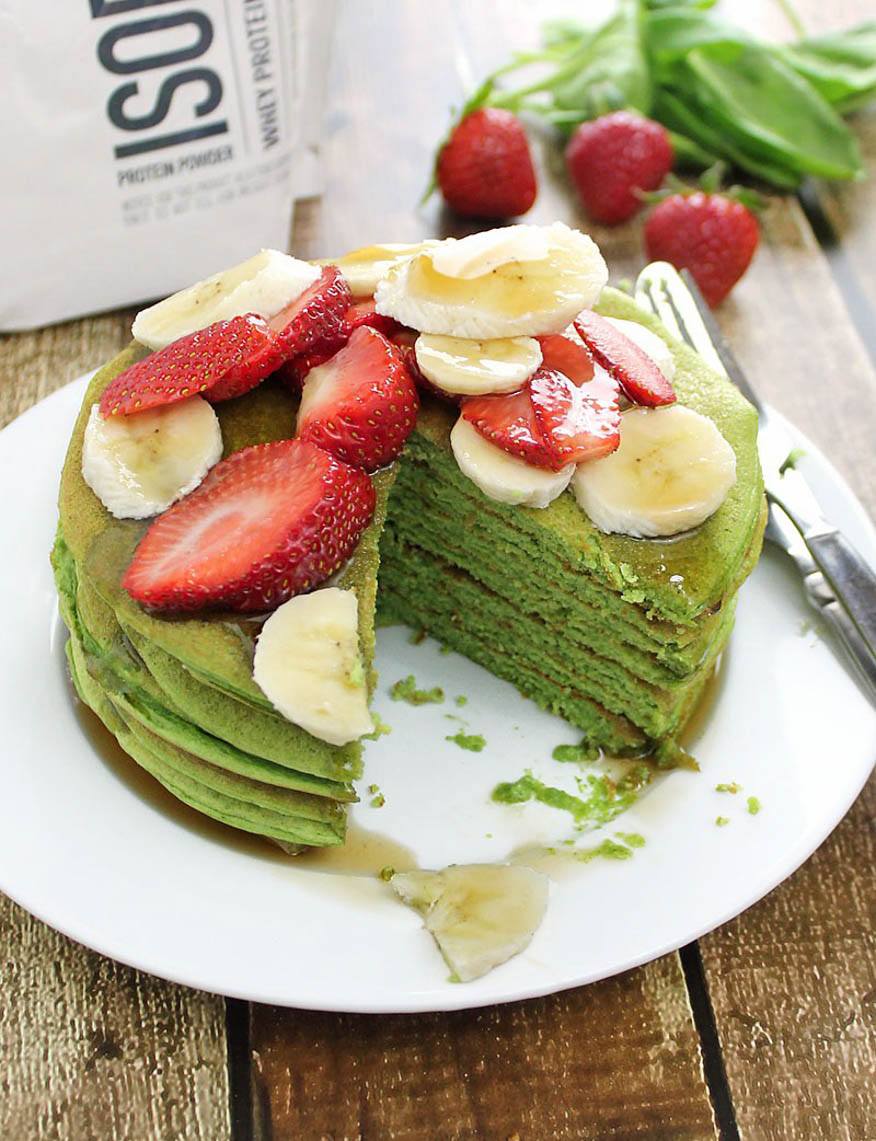 Pancake Recipes Lean Living Girl
