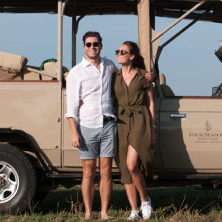 Honeymoon Perfection: Safari at Four Seasons Serengeti
