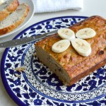The Healthiest Banana Bread