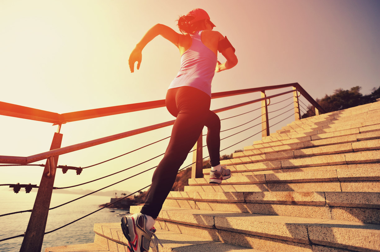 The Ultimate 30 Minute HIT Stair Workout