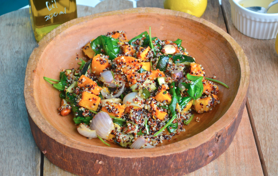 Healthy and Delicious Salads