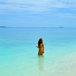 Amilla Fushi – Maldives