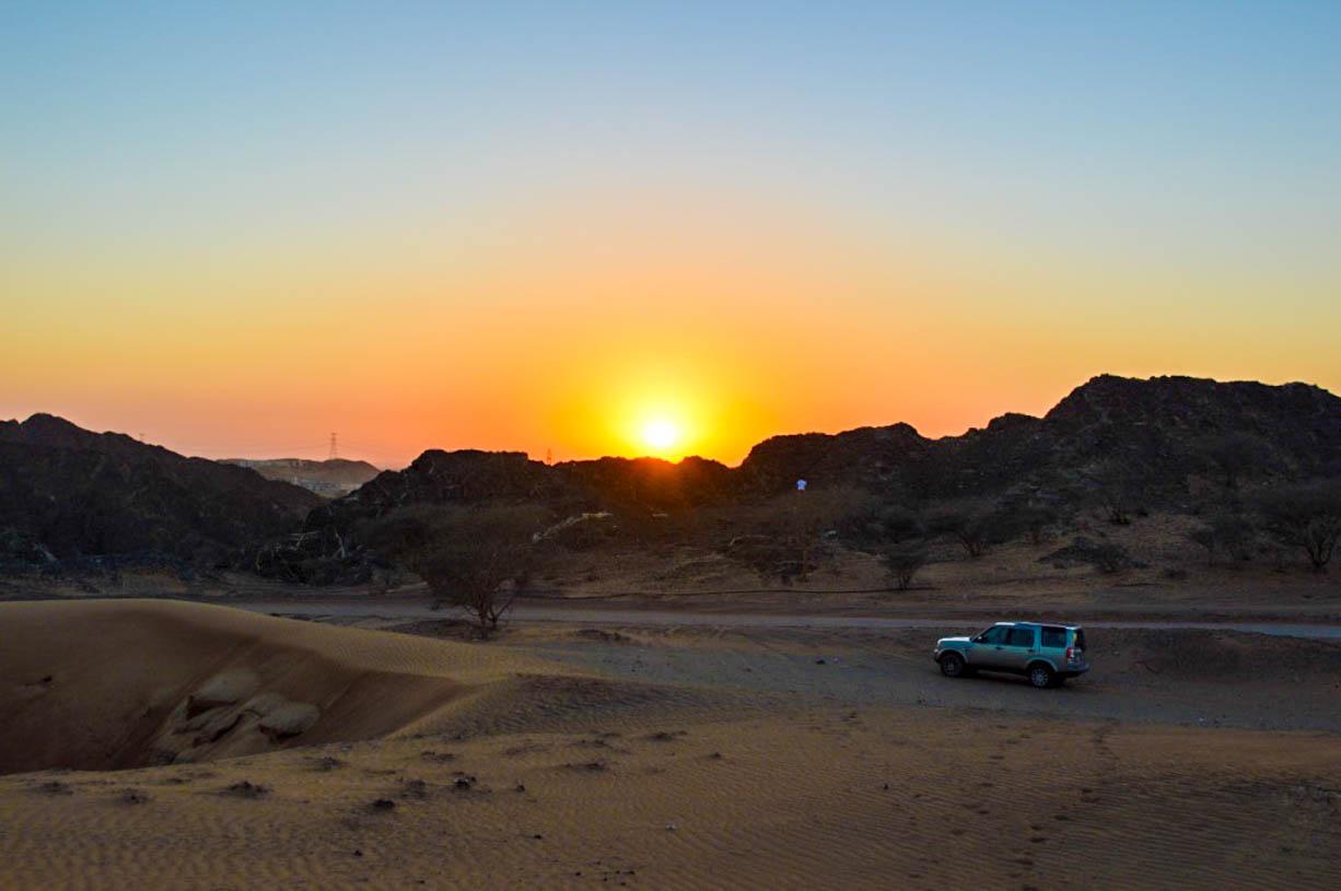 Camping Dubai