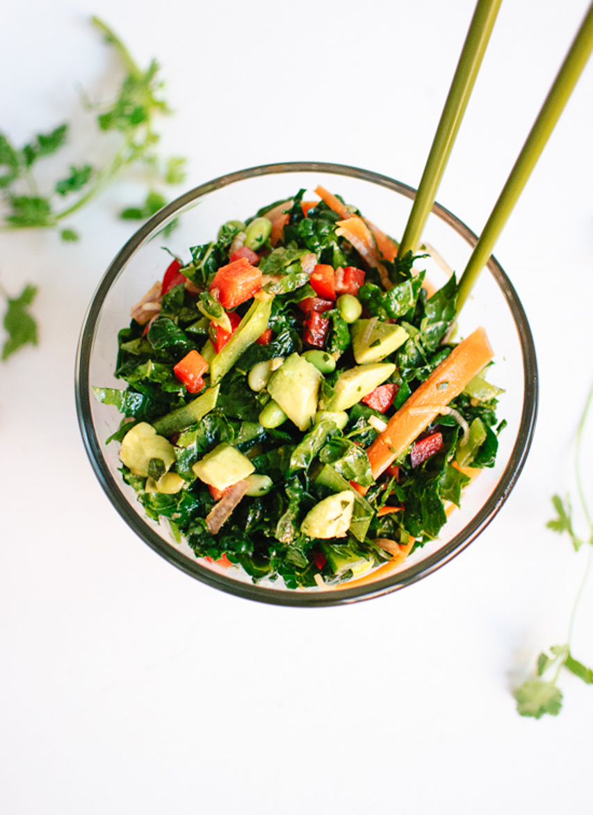 chopped-kale-salad-with-edamame-carrot-and-avocado-recipe