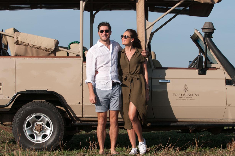 Honeymoon Perfection: Safari at Four Seasons Serengeti