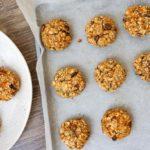 5-Step Carrot Cake Cookies