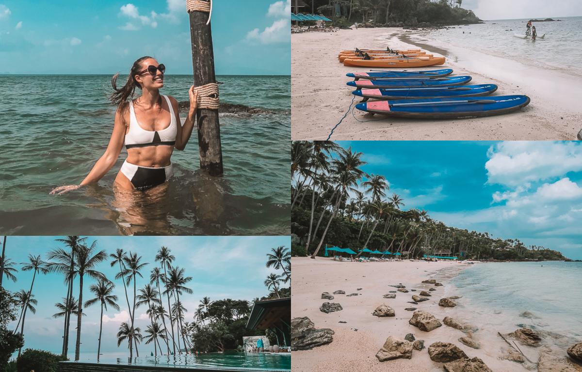 Four Seasons Koh Samui - Wellness & Travel Blogger