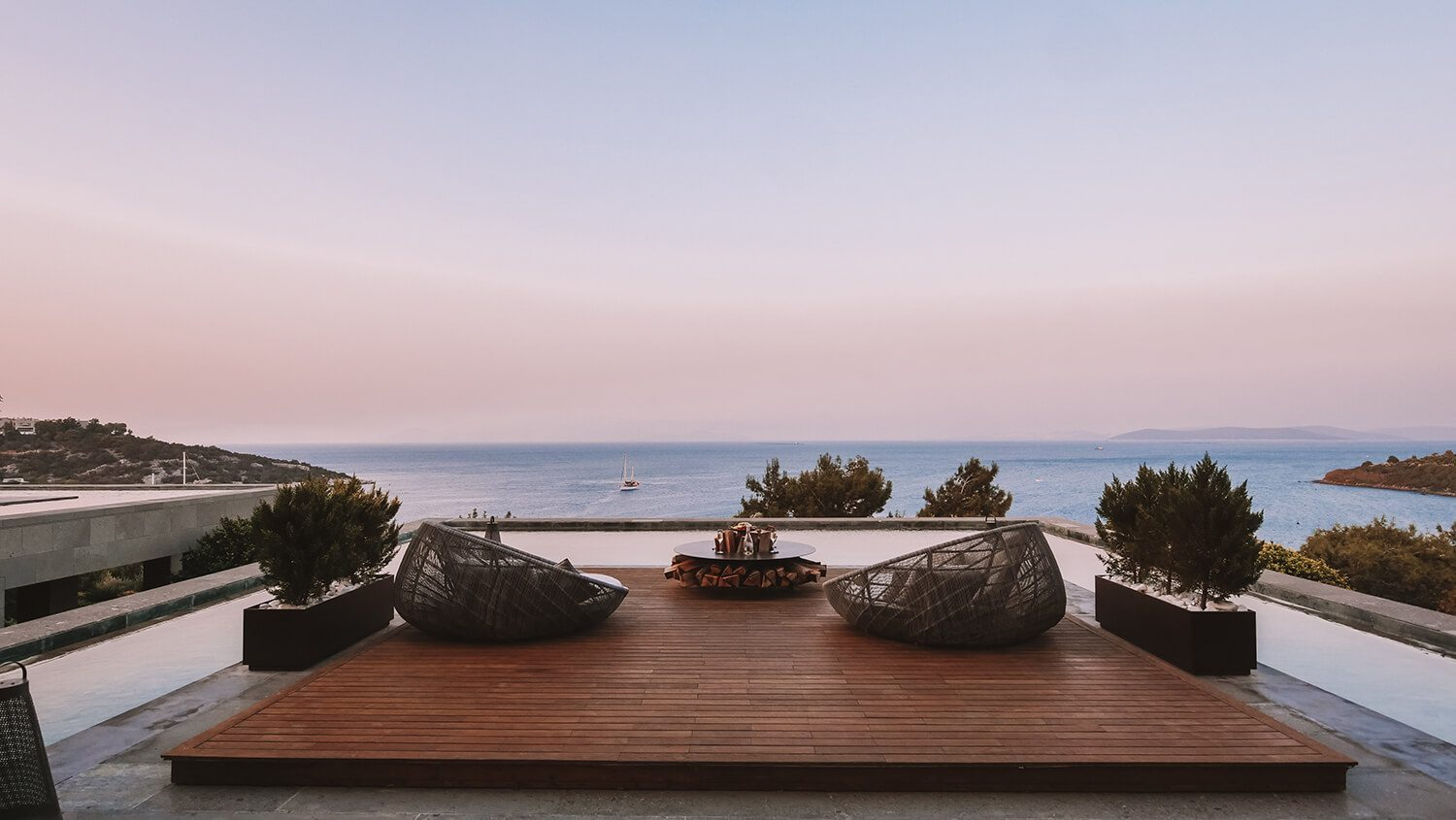 Bodrum Dreaming at the Mandarin Oriental